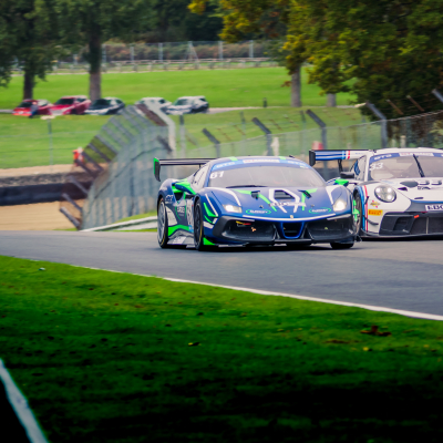 Scott Sport Swim To Spectacular Brands Hatch GT Cup Victory