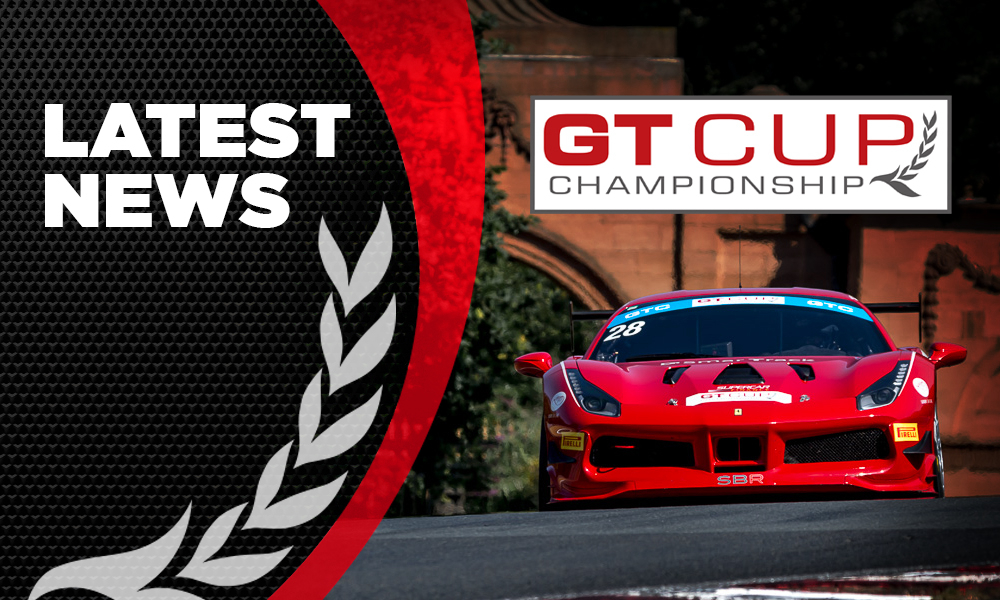 GT Cup makes welcome return to Oulton Park