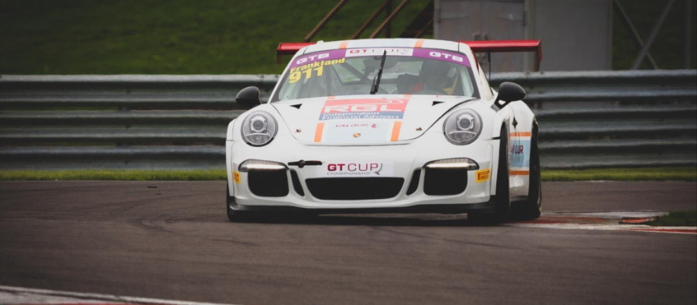 From part season to full-season, GT Cup welcomes  David Frankland back to the Championship