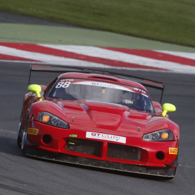 Dodge Viper joins GT Cup grid for opening weekend at Donington Park