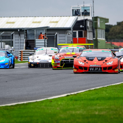Igoe Returns With Double GT Cup Success At Snetterton