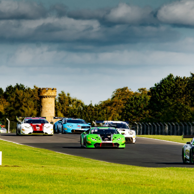 So Nearly For Nearys As Clutton Steals Dramatic Donington GT Cup Win