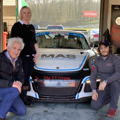 QUICKSILVER EXHAUST SYSTEMS CONFIRM NEW  PARTNERSHIP FOR 2019 SEASON WITH GT CUP