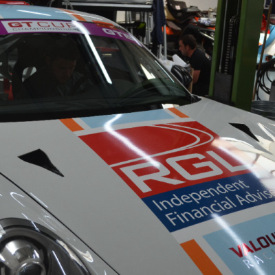 """DREAM COME TRUE"" AS FRANKLAND ENTERS PORSCHE 911 IN GT CUP"