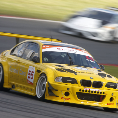 Second BMW M3 for Group GTA as Robey relishes GT Cup return