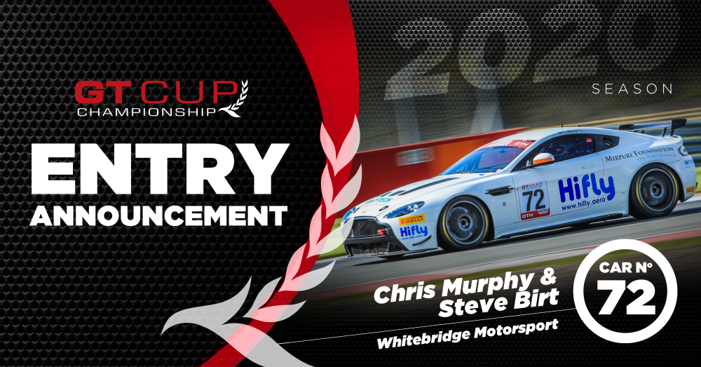 Whitebridge Motorsport Join GT Cup for Another Year