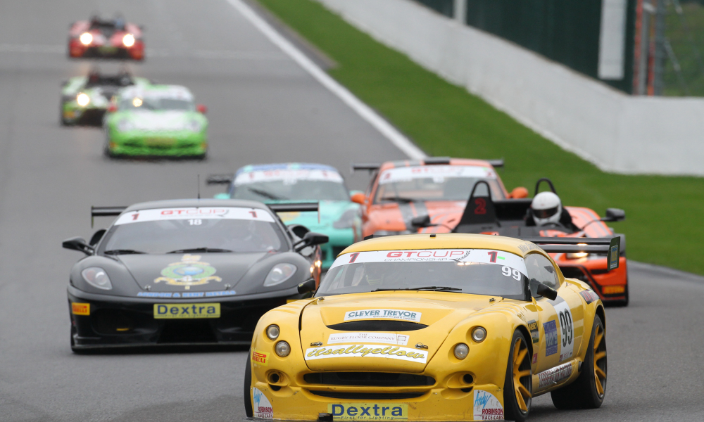 Saunders aims to enjoy return to GT Cup as he brings TVR back to track