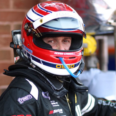 Adam Carroll Joins Laki Christoforou In this Seasons Exciting Championship