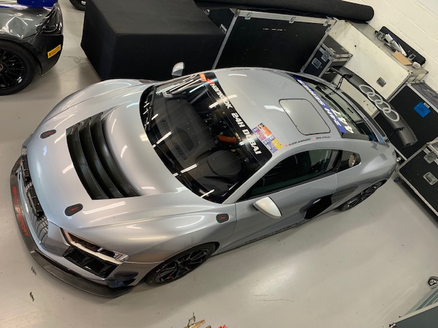 Audi R8 GT4 For Sale