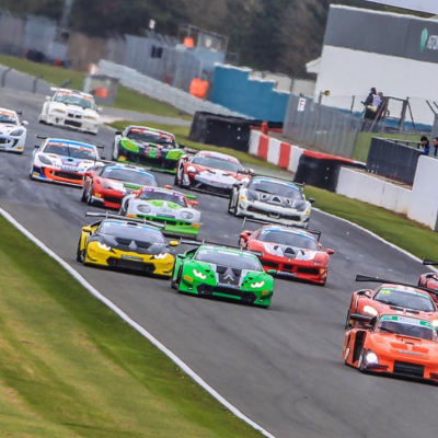 Healthy grids and close competition  as GT Cup 2019 starts in style