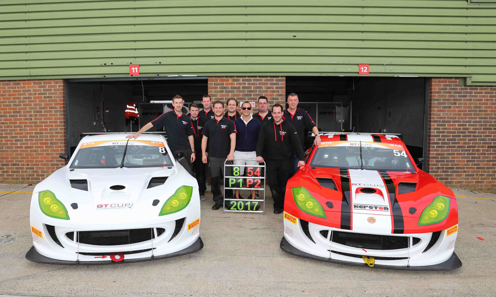 Championship winning season for Spy Motorsport gives hope for future glory