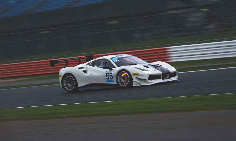 Seale fights back for final lap victory in Silverstone double