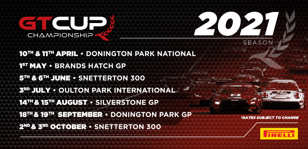 GT Cup Headlines Brands Hatch GP