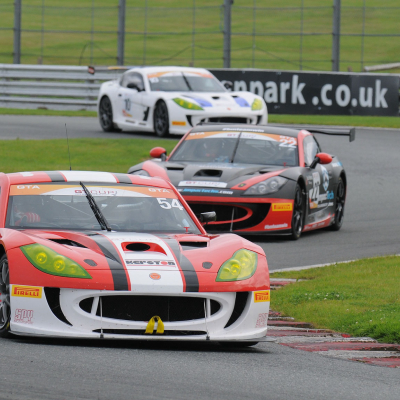 Brand-new GT4 Group added to GT Cup Championship in shake up for 2018