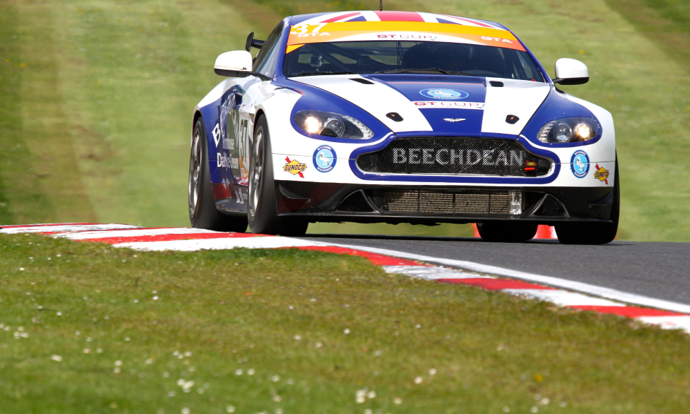 Beechdean AMR makes GT Cup return with two-car effort