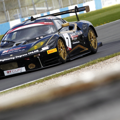 National Motorsport Academy returns with revamped Lotus for GTO challenge.