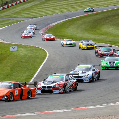 Chamberlain rises from the ashes with double  GT Cup win for Porsche
