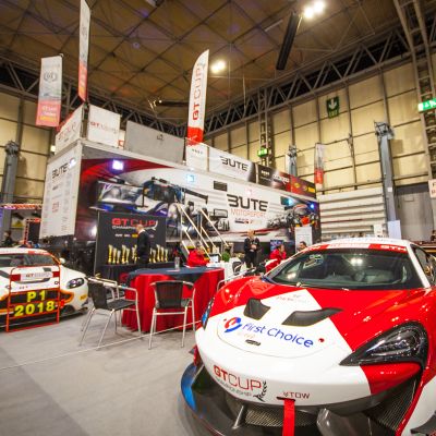ANOTHER SUCCESSFUL YEAR FOR BUTE MOTORSPORT AT AUTOSPORT INTERNATIONAL 2019