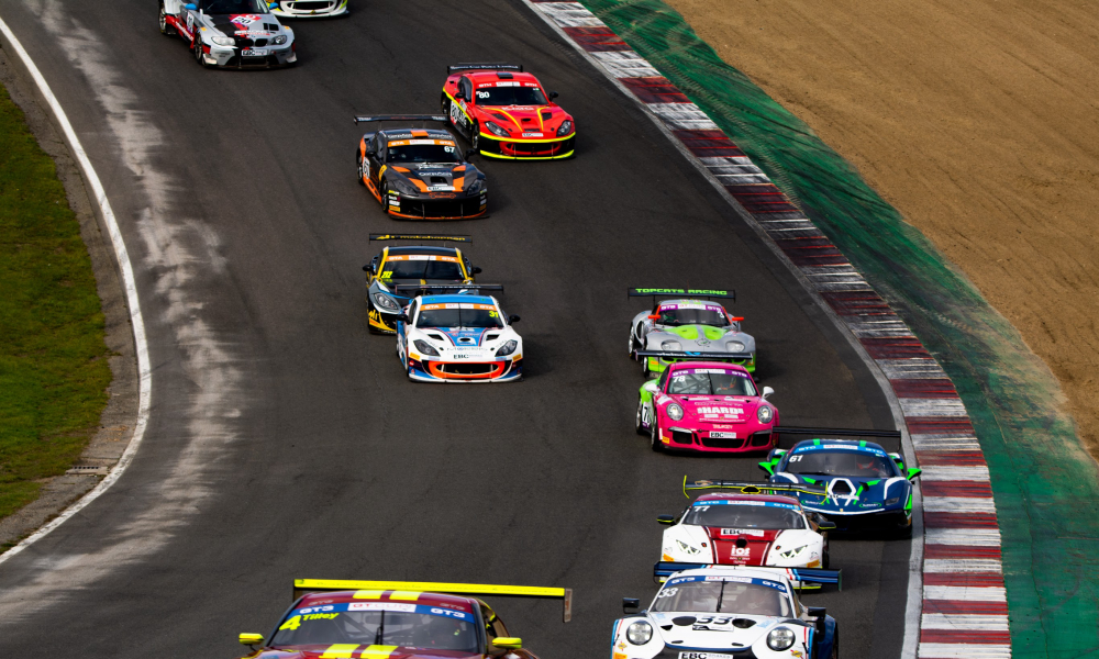 Tilley And Tregurtha Enjoy Triumphant GT Cup Sunday At Brands Hatch