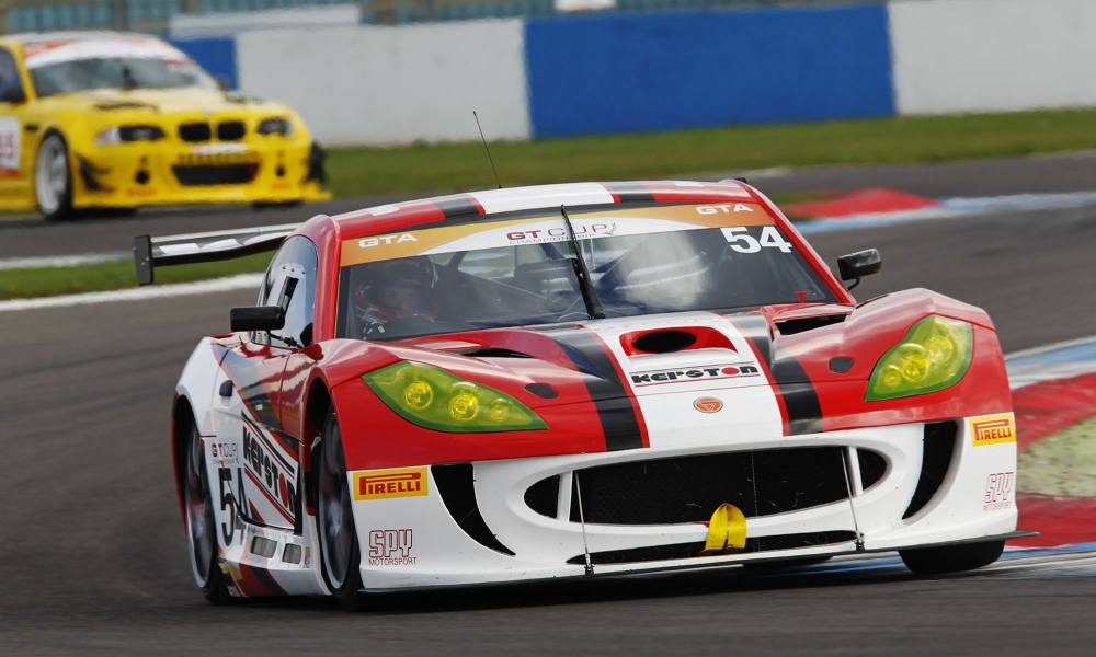 Brent Millage to make welcome GT Cup return