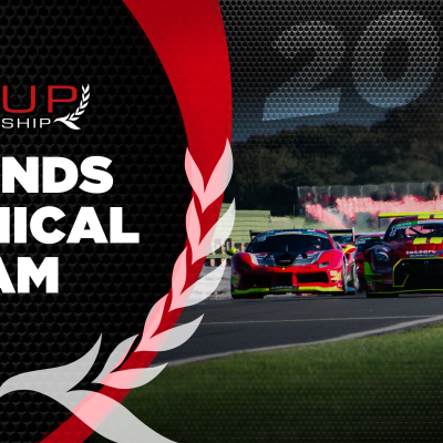 GT Cup expands Technical Team