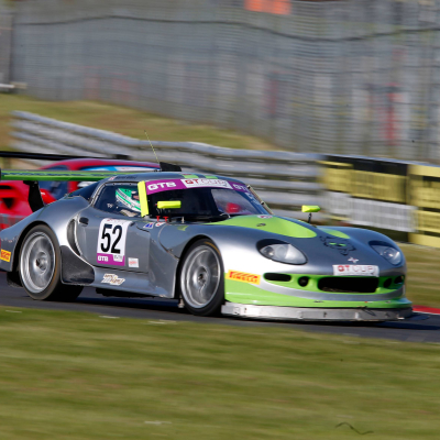 Gilbert makes it a Topcats two with double victory at Brands Hatch
